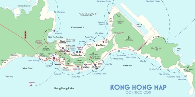 Kong Hong 08